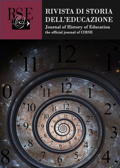 Journal of History of Education RSE